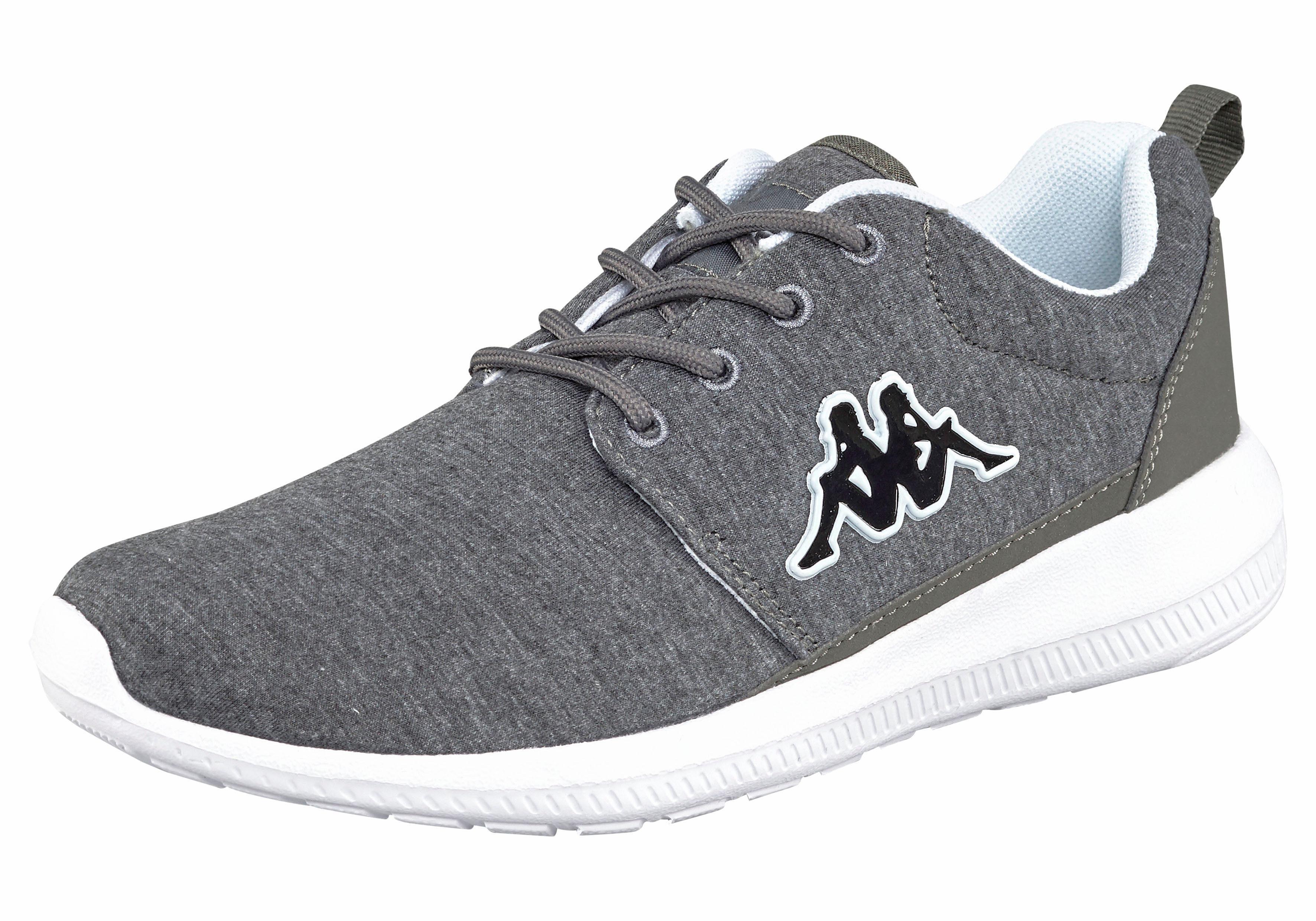 Kappa »Speed 2 Jersey« Sneaker, grau, 39 39