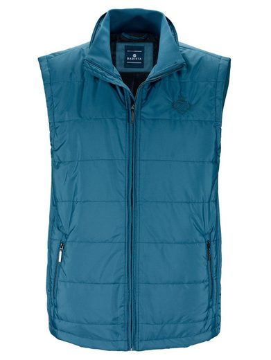 Babista Vest With Double Collar In Cord