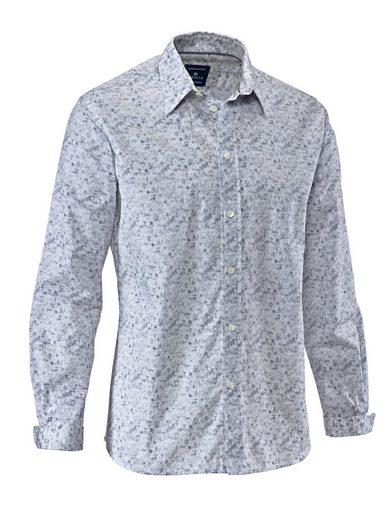 Babista Hemd mit dezentem Druckmuster