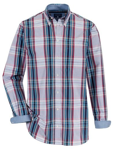Babista Hemd mit Button-Down-Kragen