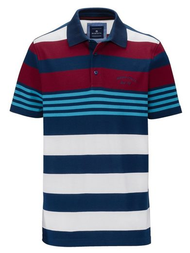 Babista Polo Shirt With Stripe Pattern
