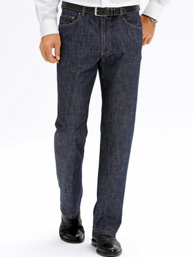 Babista Jeans in Leinenoptik