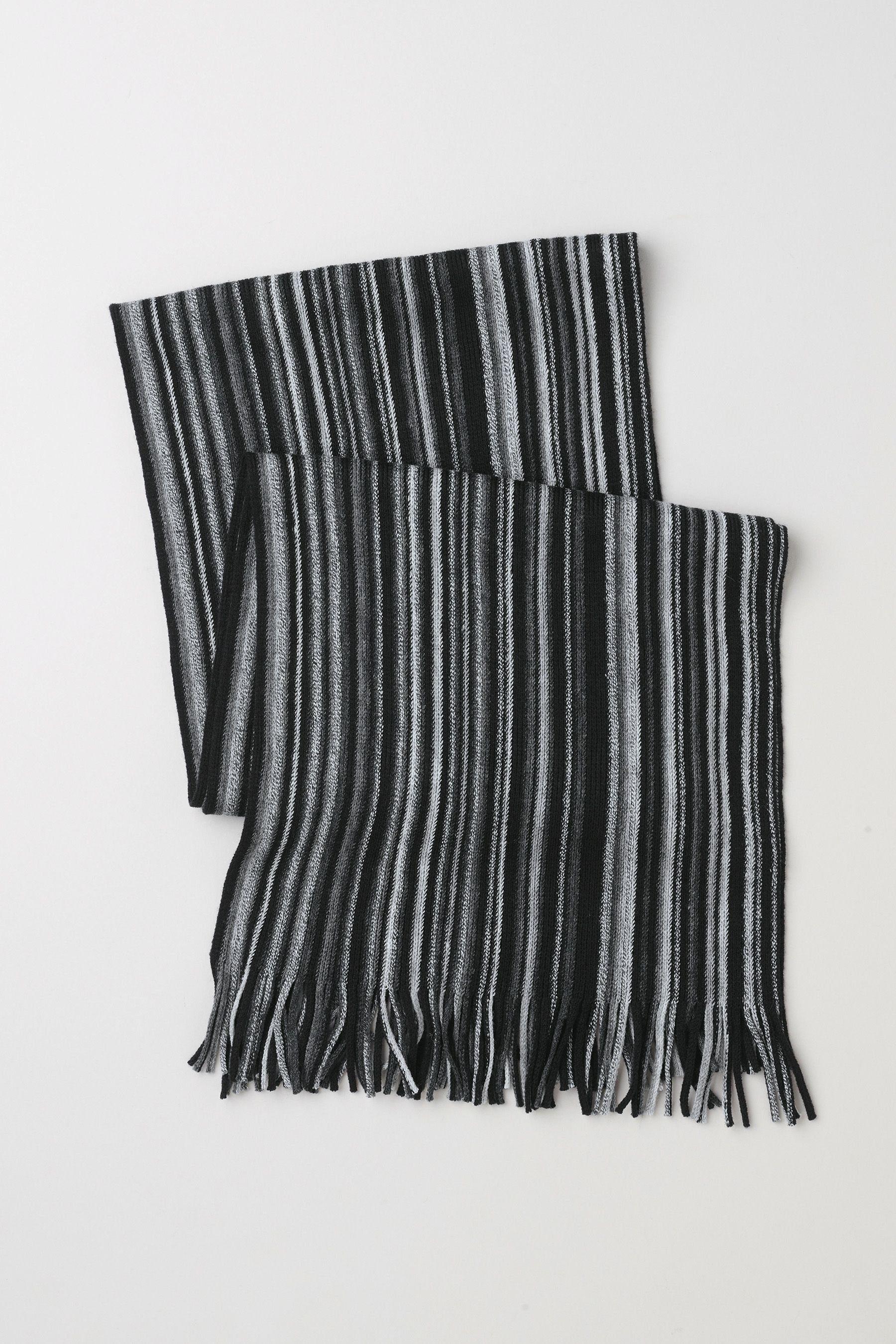 Next Schal mit vertikalen Streifen
