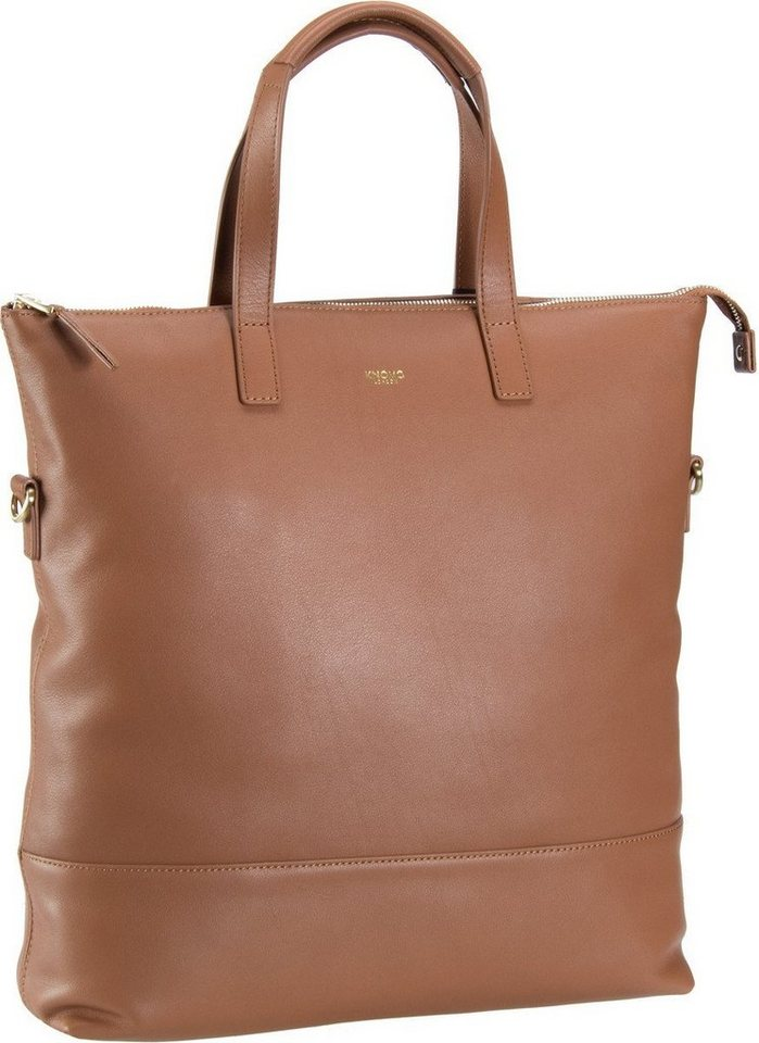 "Knomo Mayfair Luxe Vigo 14"" in Caramel"