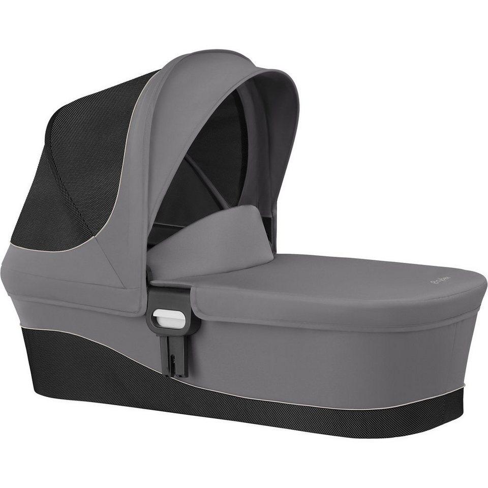 cybex kinderwagenaufsatz m gold line manhattan grey mid. Black Bedroom Furniture Sets. Home Design Ideas