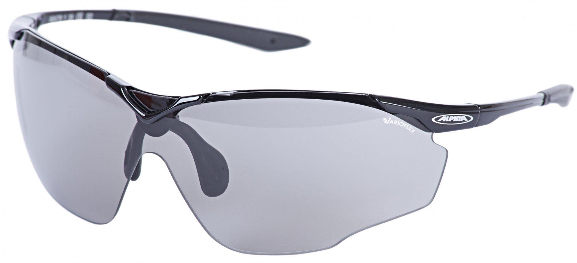 Alpina Radsportbrille »Splinter Shield VL«