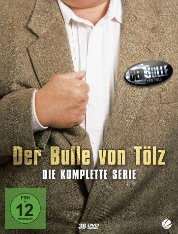 DVD »Der Bulle von Tölz - Die komplette Serie...«