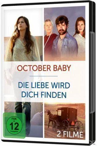 DVD »October Baby/Die Liebe Wird Dich Finden«