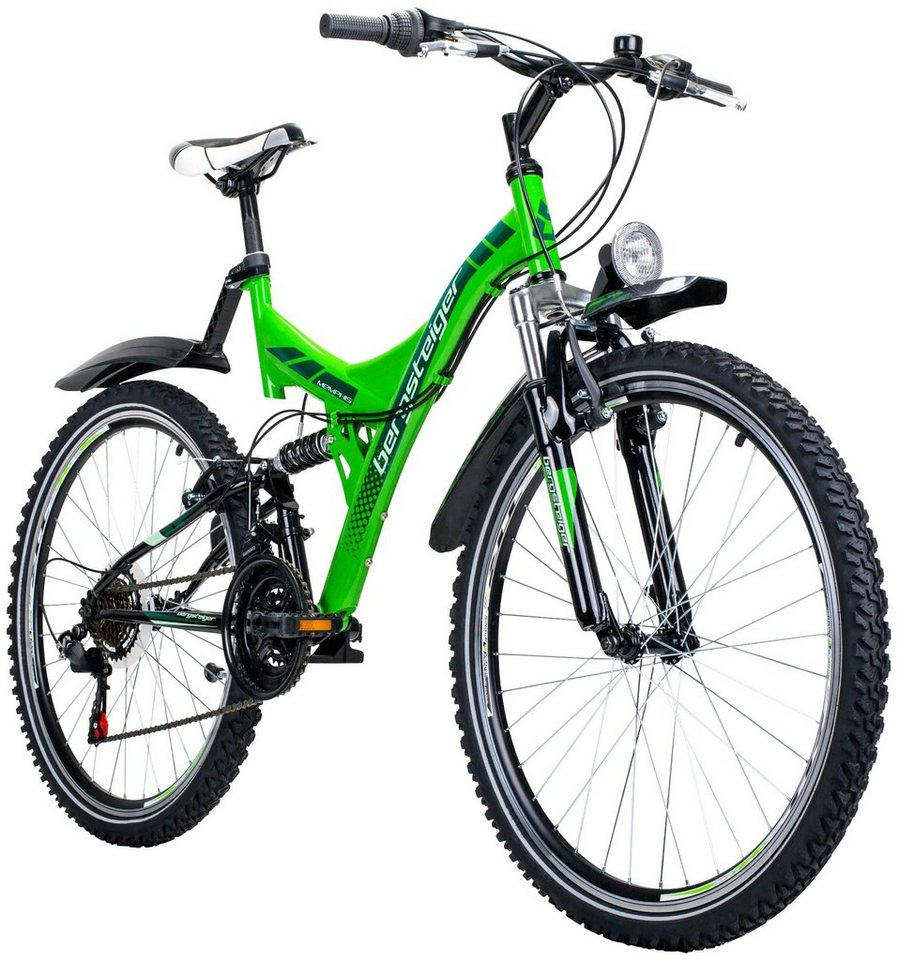 bergsteiger mountainbike memphis 26 zoll 21 gang v. Black Bedroom Furniture Sets. Home Design Ideas