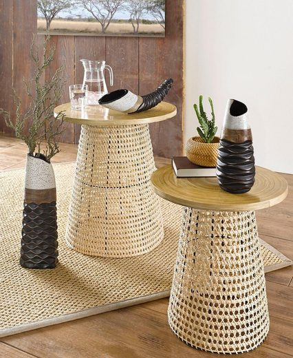 home affaire f llhorn vase online kaufen otto. Black Bedroom Furniture Sets. Home Design Ideas