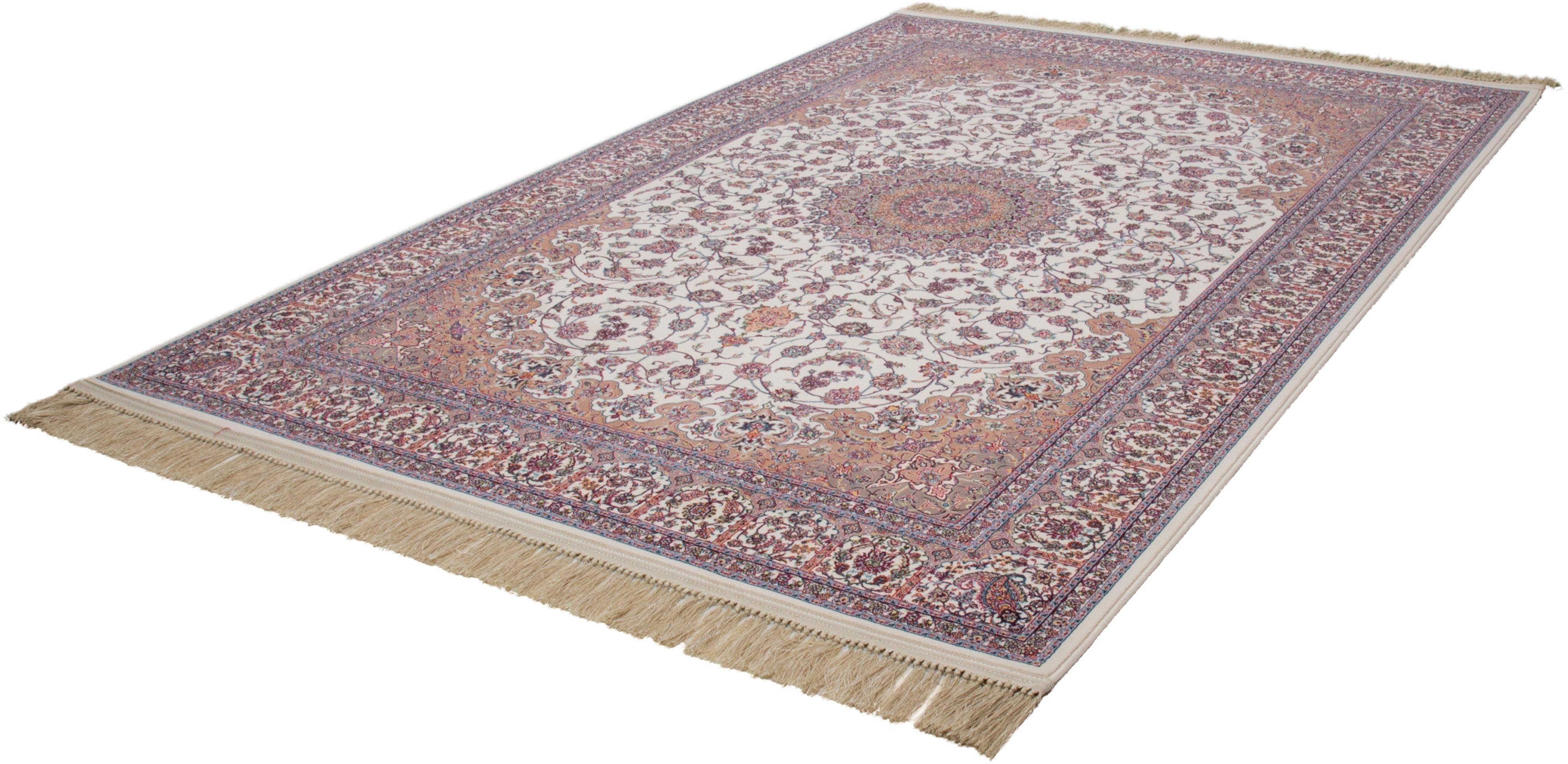 Orientteppich »Isfahan 900«, LALEE, rechteckig, Höhe 10 mm | Heimtextilien > Teppiche > Orientteppiche | LALEE