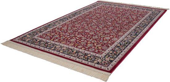 Orientteppich »Isfahan 902«, LALEE, rechteckig, Höhe 10 mm, Wohnzimmer