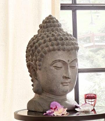Home affaire Dekofigur »Buddha Kopf«