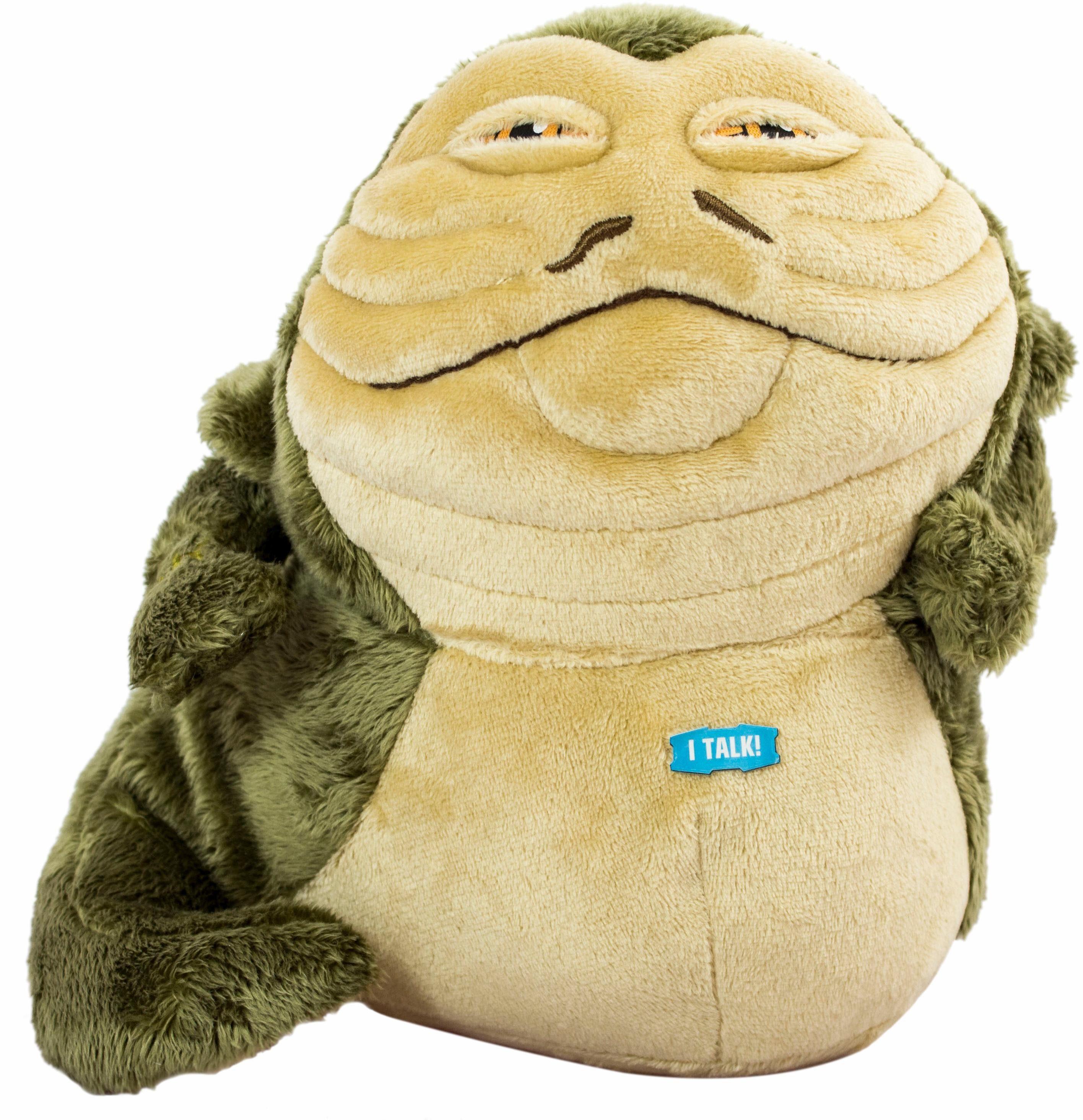 Plüschfigur mit Sound, »Disney Star Wars™ Collectors Edition, Jabba the Hutt, ca. 23 cm«