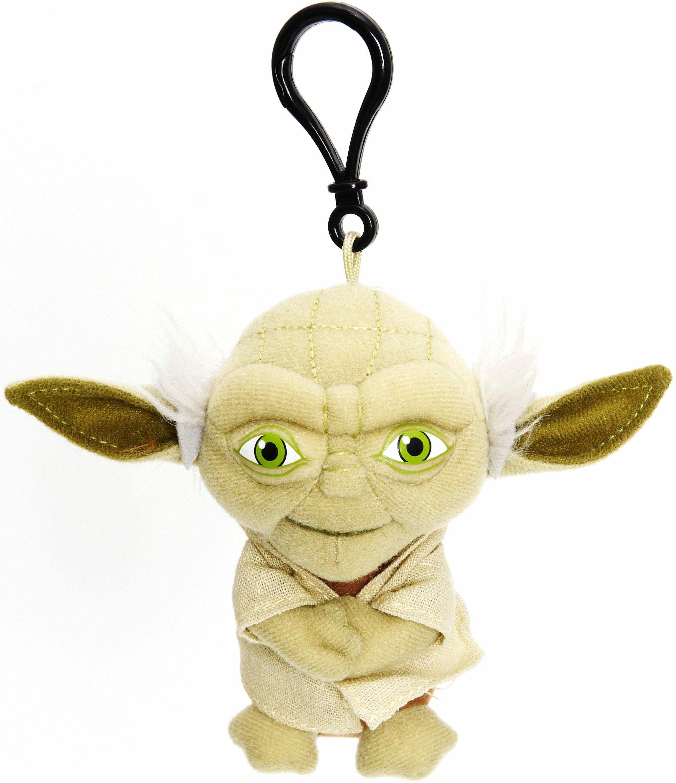 Plüschfigur mit Sound und Anhänger, »Disney Star Wars™, Yoda, ca. 10 cm«