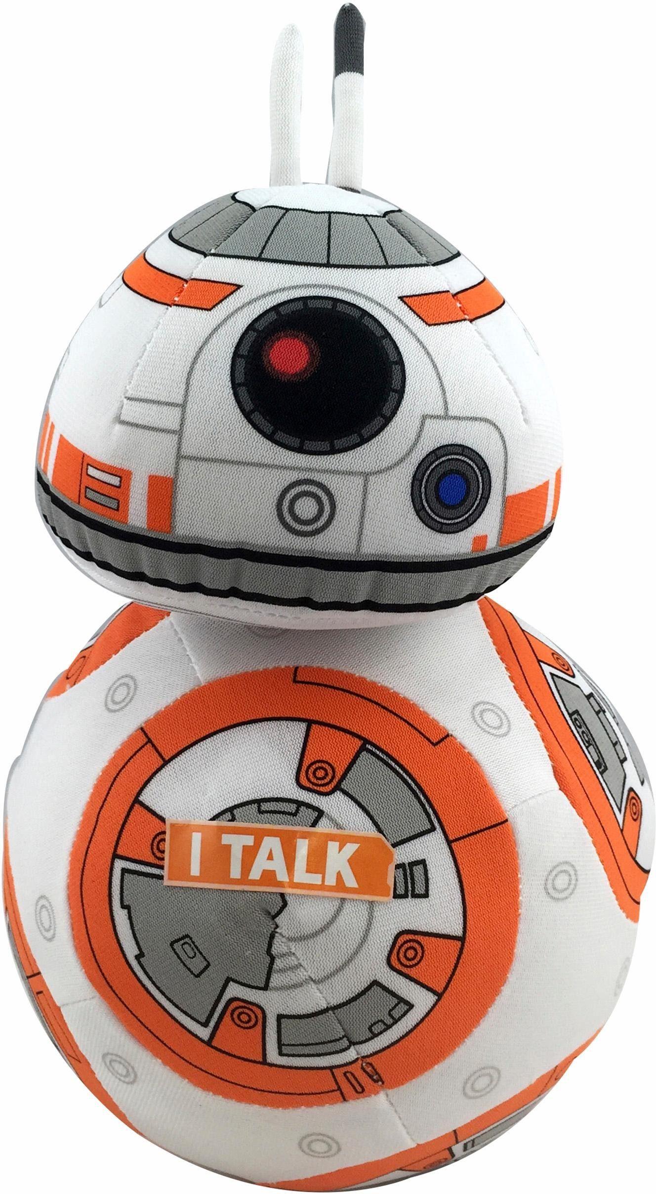 Plüschfigur mit Sound, »Disney Star Wars™, BB8, ca. 20 cm«