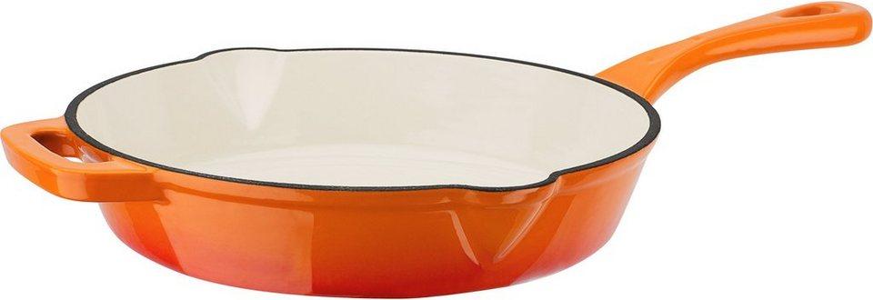gsw pfanne gusseisen induktion orange shadow otto. Black Bedroom Furniture Sets. Home Design Ideas