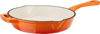 GSW Bratpfanne »Orange Shadow«, Gusseisen (1-tlg), Induktion
