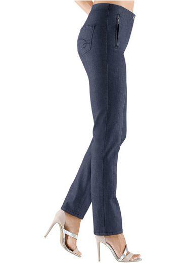 Cosma Jeans mit innenliegendem Dehnbund