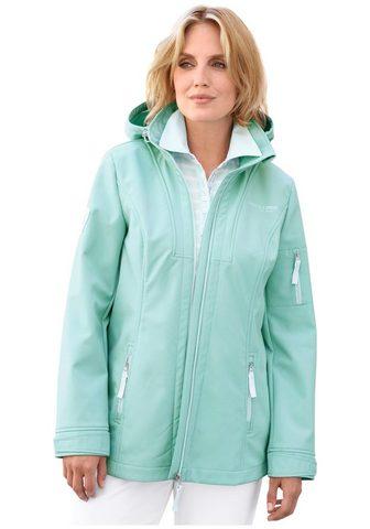 Куртка с теплой подкладкой с куртка-фл...