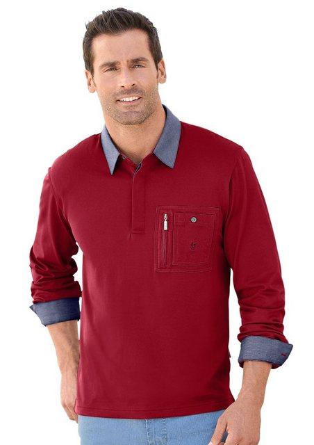 hajo -  Langarm-Shirt in innovativer »stay-fresh«-Qualität