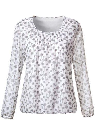 Ambria Bluse aus leichtem Sommerstoff