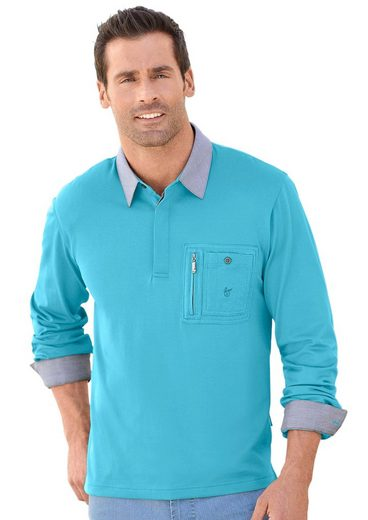 fresh« qualität Langarm In shirt Hajo Innovativer »stay YwZcqX