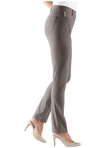 Classic Inspirationen Hose in elastischer Bengalin-Qualität
