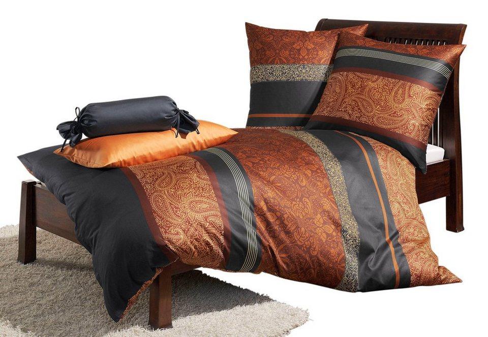 bierbaum bettw sche 2tlg online kaufen otto. Black Bedroom Furniture Sets. Home Design Ideas
