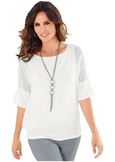 Alessa W. Shirt in angesagten Lagenlook