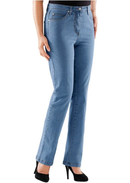 collection l. -  Jeans in bequemer Stretch-Qualität