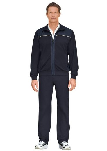 Catamaran Leisure Suit With Tie Belt
