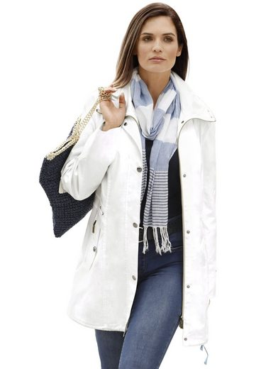 Wega Fashion Jacke mit Schmutz- und wasserabweisender Beschichtung