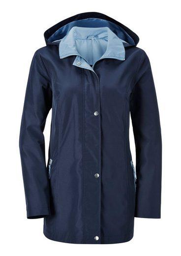 Classic Basics Jacke mit wind- und wasserabweisender Beschichtung