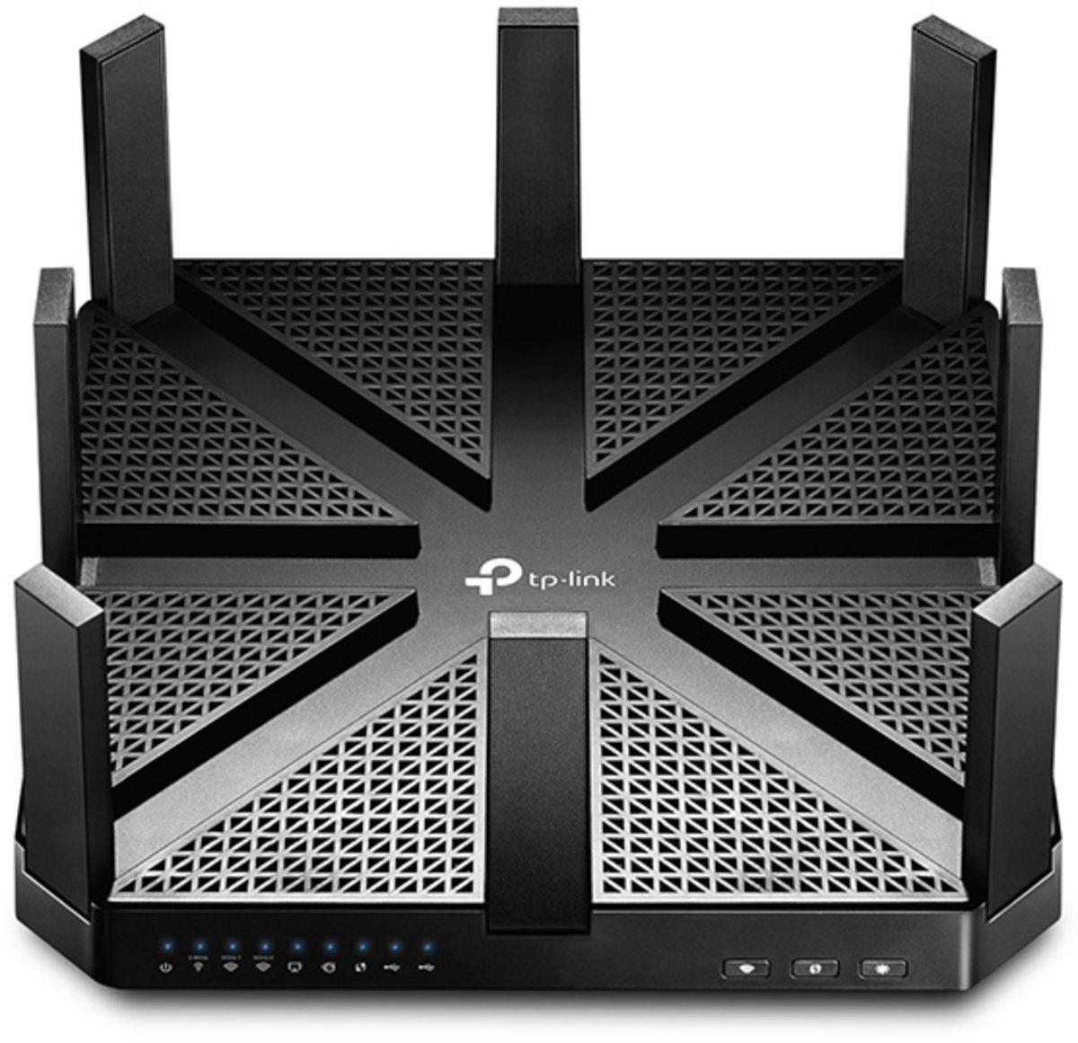 TP-Link Router »Archer C5400 WLAN Tri-Band Gigabit«