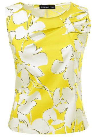 HEINE TIMELESS блузка-топ цветочный узор