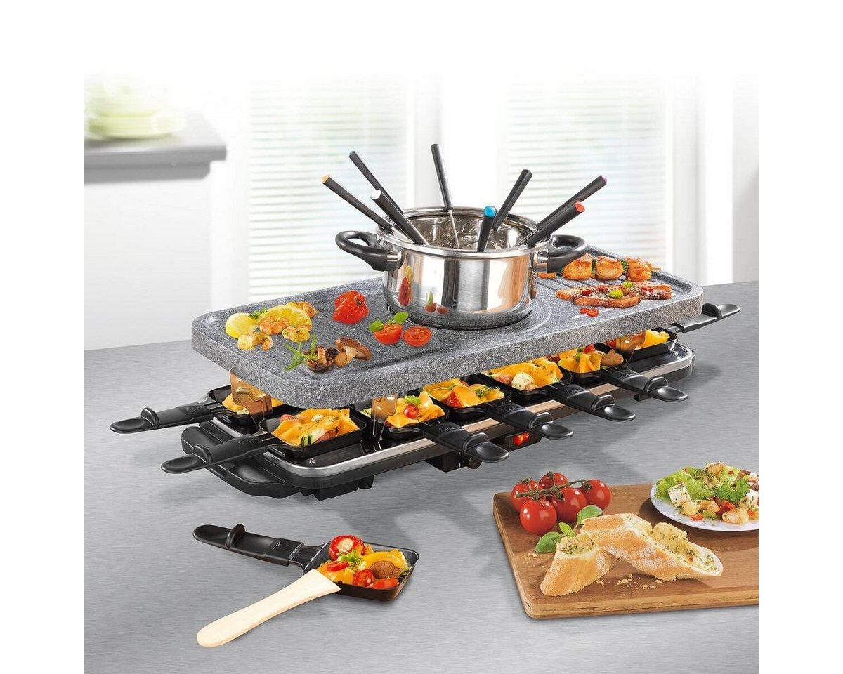 raclette mit fondue preisvergleiche erfahrungsberichte und kauf bei nextag. Black Bedroom Furniture Sets. Home Design Ideas
