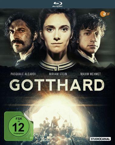 Blu-ray »Gotthard«