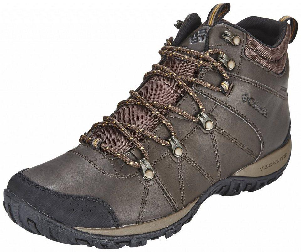 Columbia Kletterschuh »Peakfreak Venture Shoes Men Mid WP Omni-HEAT« in braun