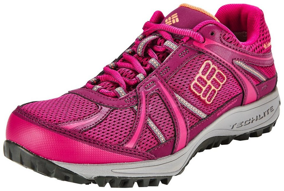 Columbia Freizeitschuh »Conspiracy Switchback Omni-Tech Women deep« in pink