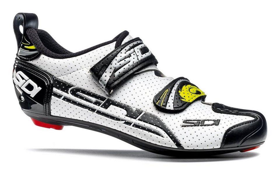 Sidi Fahrradschuhe »T-4 Air Carbon Fahrradschuhe Herren« in weiß