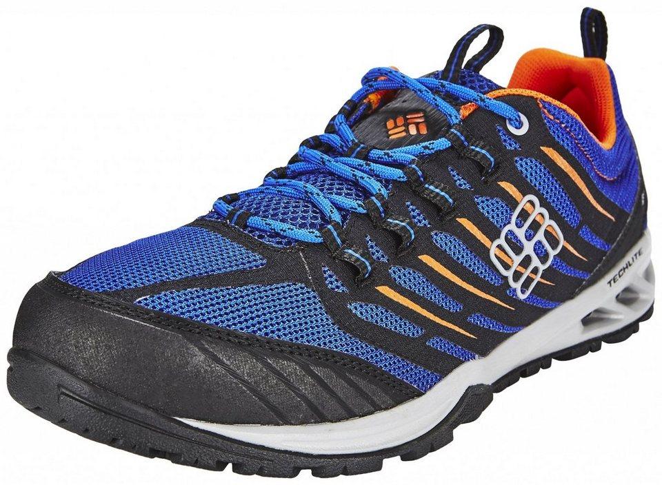 Columbia Freizeitschuh »Ventrailia Razor Shoes Men Azul, Grey« in blau