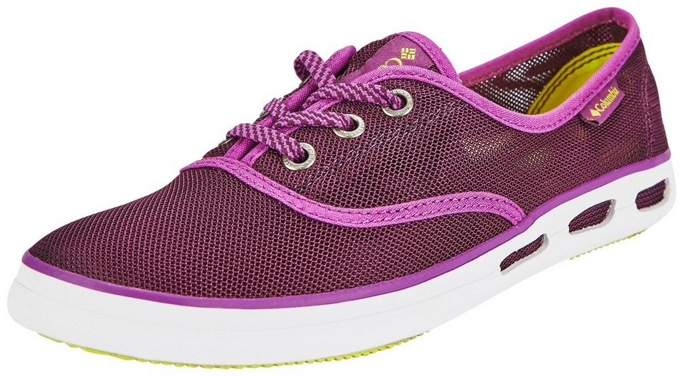 Columbia Freizeitschuh »Vulc N Vent Lace Mesh Shoes Women« in lila