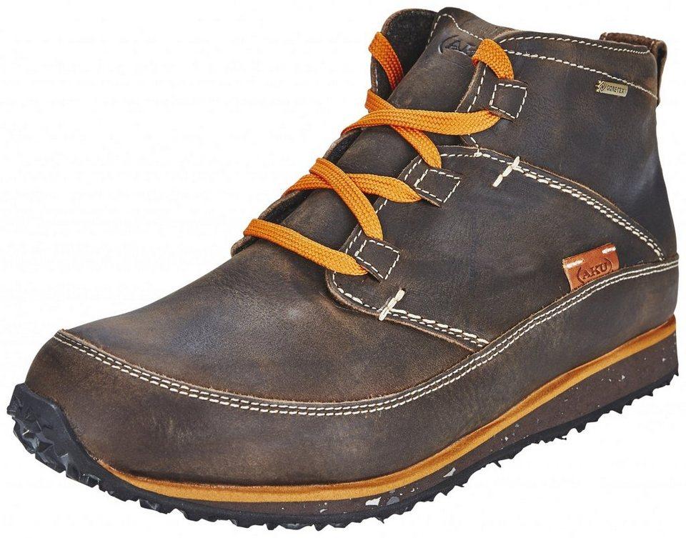 AKU Freizeitschuh »Vitalpina II GTX Shoes Unisex« in braun