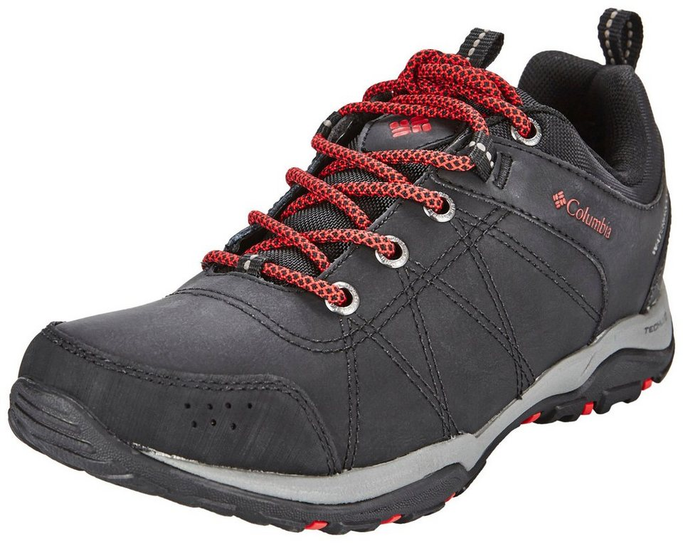 Columbia Kletterschuh »Fire Venture Shoes Women WP« in schwarz