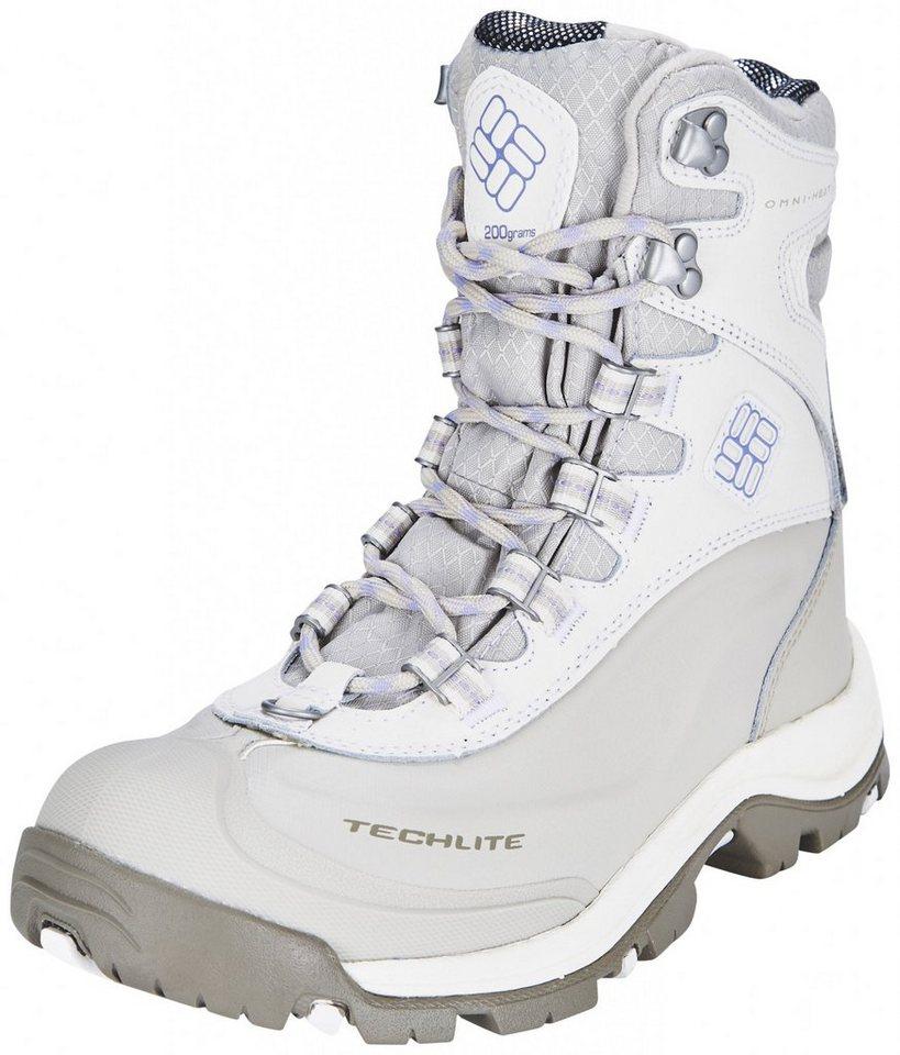 Columbia Stiefel »Bugaboot Plus III Boots Women Omni-HEAT« in grau