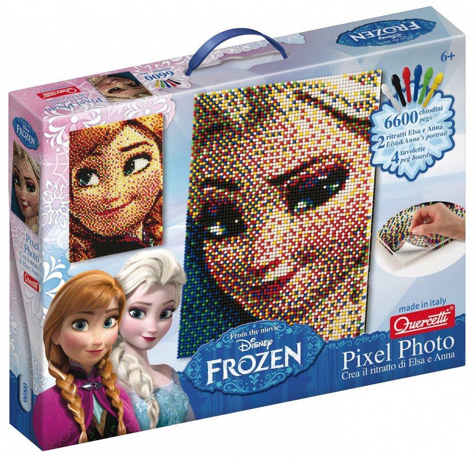 Steckset, »Quercetti Pixel Art, Disney Frozen«