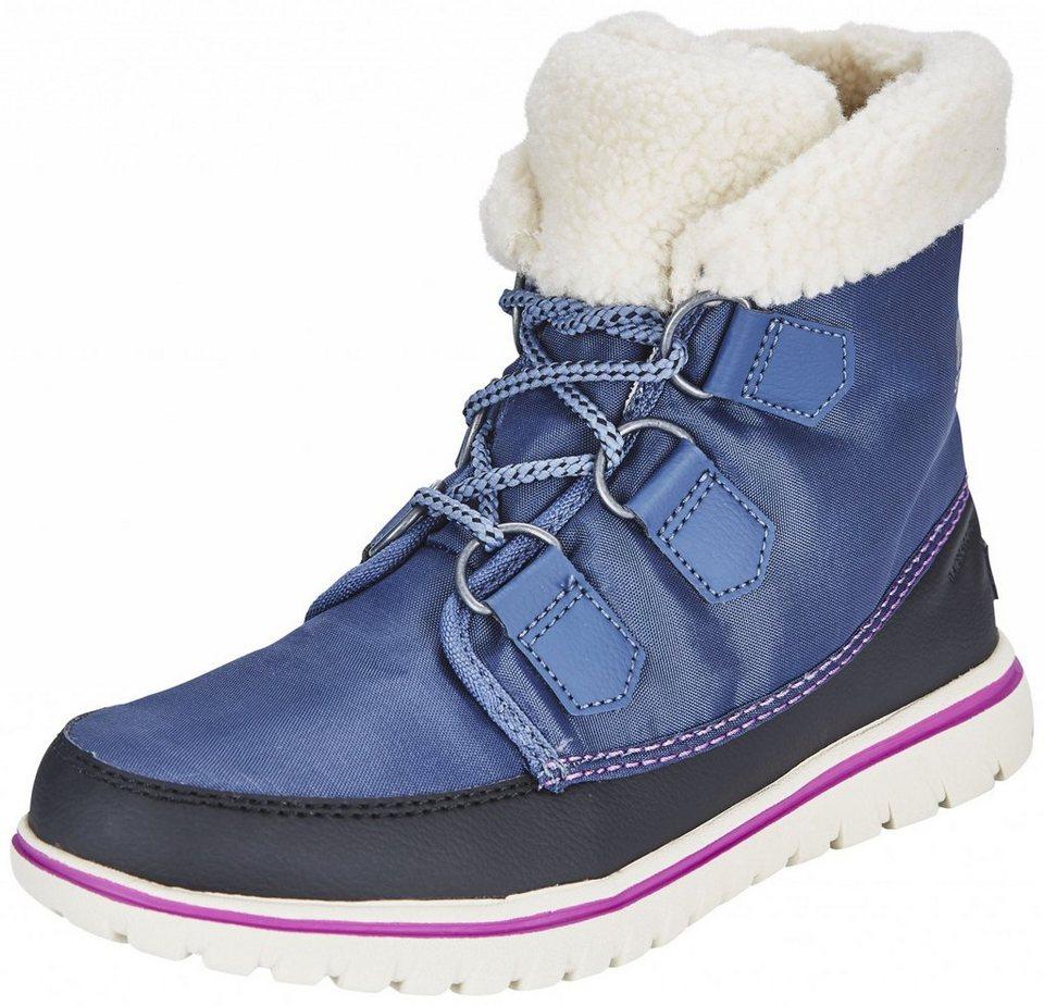Sorel Kletterschuh »Cozy Carnival Boots Women« in blau