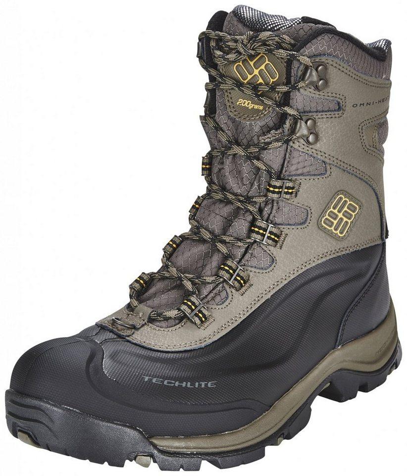 Columbia Stiefel »Bugaboot Plus III Boots Men Omni-HEAT« in braun