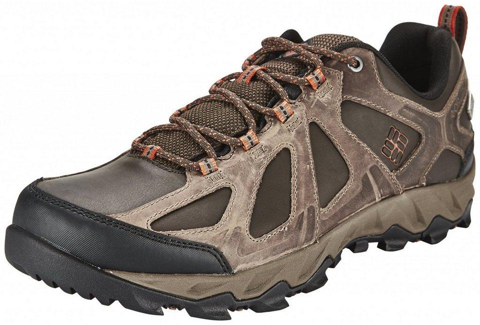 Columbia Kletterschuh »Peakfreak XCRSN II Shoes Men Low OutDry« in braun
